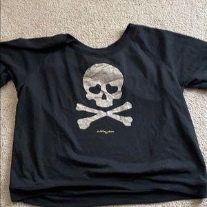 Betsy Johnson sweat shirt